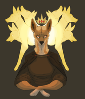 Dingo lord by Lydia813