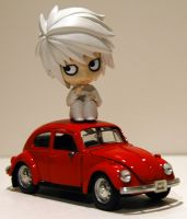 Near Nendoroid : Pimp Car by AlchemyOtaku17
