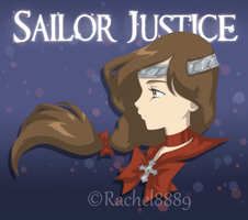 Sailor Justice Bust by Rachel8889