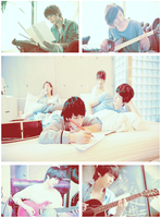 EDIT - CN BLUE by chazzief