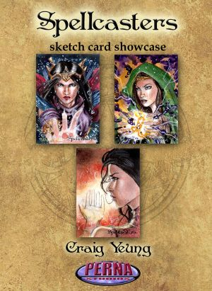 Craig Yeung Showcase - Spellcasters