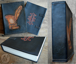 Black Book n Case by Nymla
