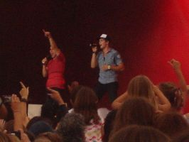 Big Time Rush Concert 1 by sclirada