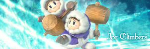 Ice Climbers Tag by Blekwave