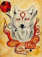.: Amaterasu :. by Shien-Ra