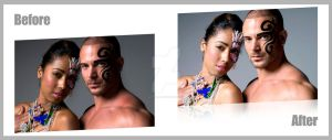 Photo Retouching by Adept-graphic