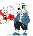 Undertale doodle 1 by moonplata
