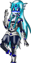 Darling Seleana in gear by SeleanaMermaid-Kechi