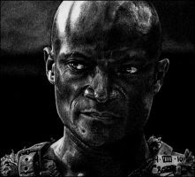 Peter Mensah -DOCTORE- by ladarkfemme