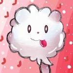 Pokemon -- Swirlix by MarshallLee-vampire