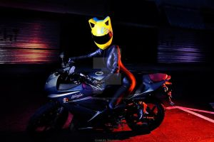 Celty Sturluson - Durarara!!! by ricominciare