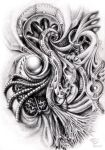 Biomechanical Shoulder Design by ZenBenZen