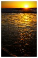 La Jolla Sunset by isotopez