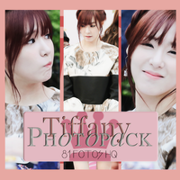 Photopack Tiffany- SNSD 039 by DiamondPhotopacks