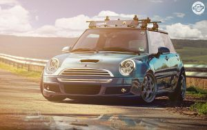 Mini Cooper One by 1R3bor