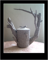 Tree Teapot no. 2 by rebootmaster2001