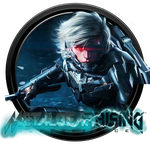 Metal Gear Rising Reveangeance Icon A by TheM4cGodfather