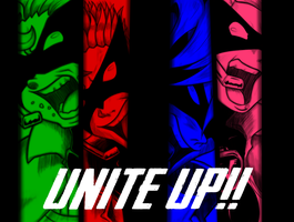 Unite Up!! by ViewtifulJoeX