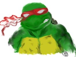 Raphael Contest Entry -10- by tmntart