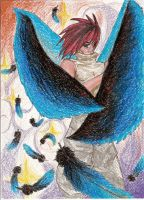 Feathers of an Angel by chibi-esque