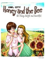 Honey and the Bee by lordaphaius28