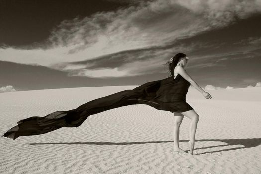 White Sands New Mexico by Angela-K-Rough