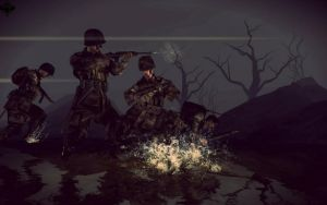 Band of Brothers by 32Rabbit