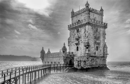 The Castle by dkokdemir