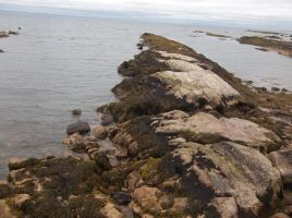 The Rocks of Pittenweem by Eldr-Fire
