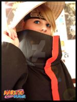 Naruto: Quick Deidara Cosplay by doctor-pi