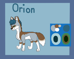Orion by AutumnMiracles