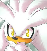 Silver Da Hedgehog by Shineymagic