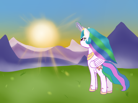 Sunrise (OLD) by ILoveCowz