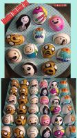 Adventure Easter Eggs by Rene-L