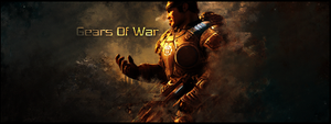 Gears Of War Signature by NickchouBG