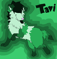 Tavi art trade by Chibi-Okinu