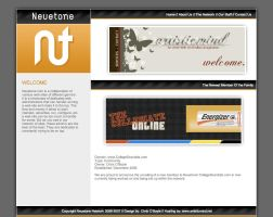 New Neuetone Layout by artisticmind