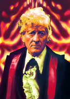 Pertwee by Elmic-Toboo