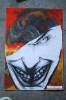 joker by superddy