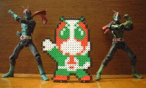 masked_rider_posing by danny-8bit