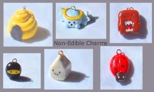 Non-Edible Charms by princess-mia62