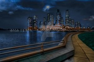citynight by diond301
