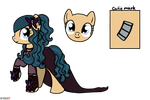 Theliosa- MLP by doglover947