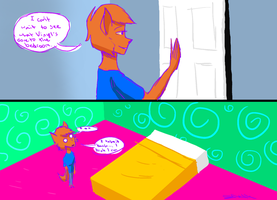 Room Makeover by Rawritron