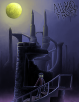 Video Game Concept Poster - Allard Frost by Chevrium