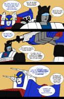 Smokescreen's Problem by Comics-in-Disguise