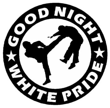 Good Night White Pride by step42