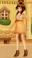 Olette (Dress) DOWNLOAD by KohakuUme6