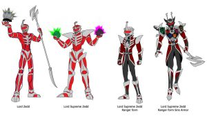 Lord Zedd in Sentai Crossverse by Chen-Chan