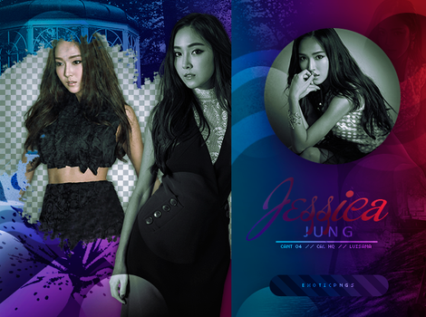 Pack Png 1098 // Jessica Jung by ExoticPngs
